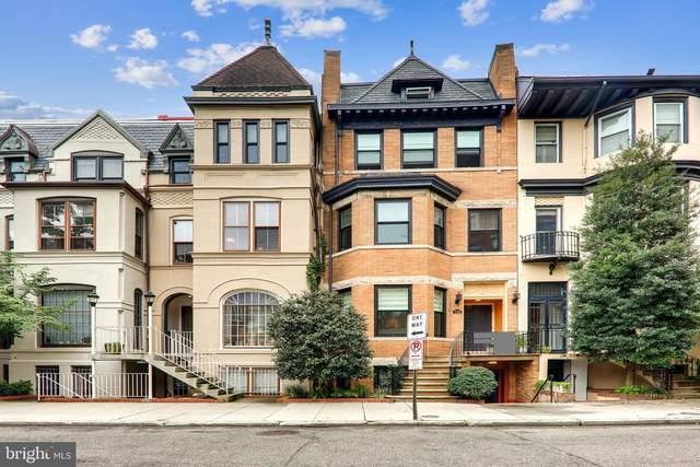 1758 Corcoran Street NW #6, WASHINGTON, DC 20009 (#DCDC2014928) :: The Gold Standard Group