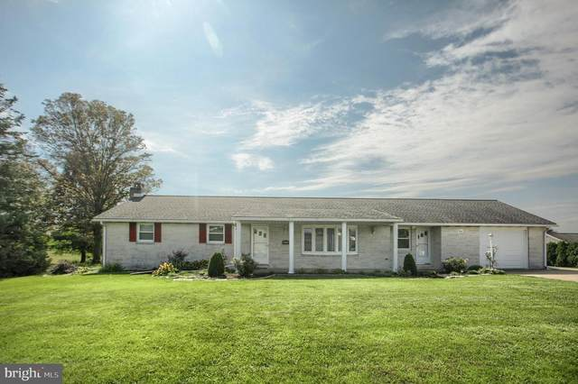 2256 Newville Road, CARLISLE, PA 17015 (#PACB2003460) :: The Casner Group