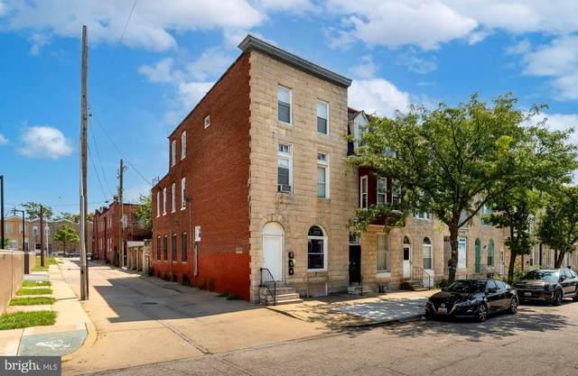 2453 Barclay Street, BALTIMORE, MD 21218 (#MDBA2013546) :: Dart Homes