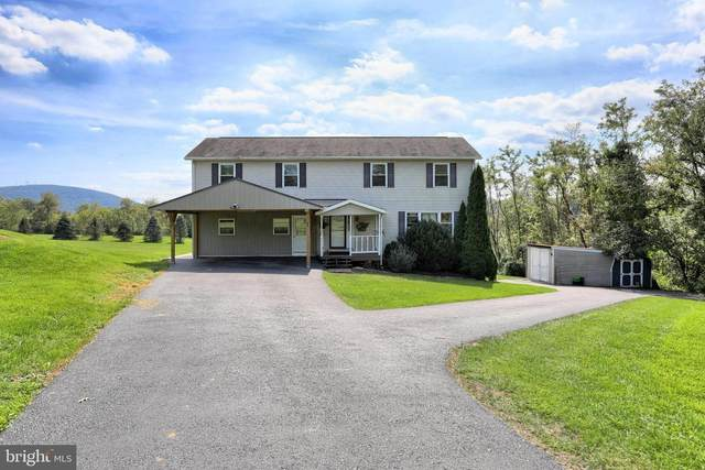 21 Dead End Road, MILLERSTOWN, PA 17062 (#PAPY2000480) :: TeamPete Realty Services, Inc