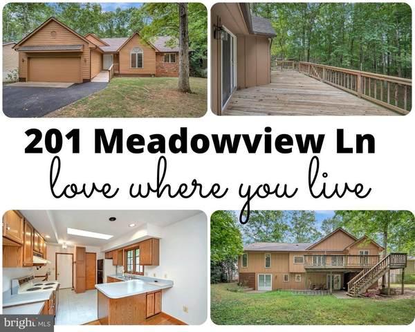 201 Meadowview Lane, LOCUST GROVE, VA 22508 (#VAOR2000874) :: The Licata Group / EXP Realty