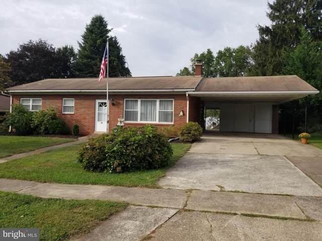 911 Center Street, MILLERSBURG, PA 17061 (#PADA2003930) :: TeamPete Realty Services, Inc