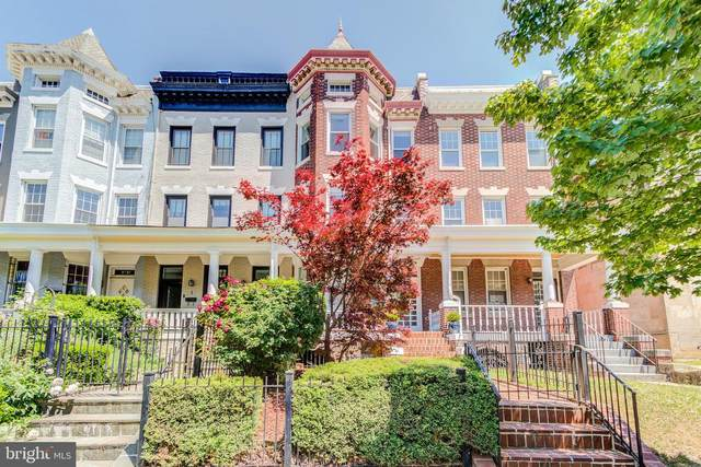2717 13TH Street NW B, WASHINGTON, DC 20009 (#DCDC2014940) :: The Maryland Group of Long & Foster Real Estate