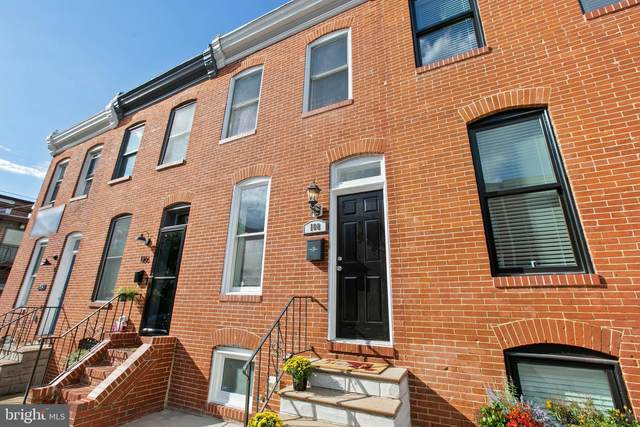 108 E Clement Street, BALTIMORE, MD 21230 (#MDBA2013548) :: SURE Sales Group