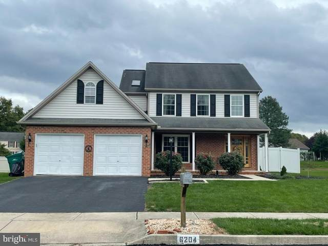 6204 Edgeware Road, MECHANICSBURG, PA 17050 (#PACB2003466) :: TeamPete Realty Services, Inc