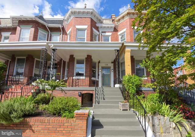 125 Randolph Place NW, WASHINGTON, DC 20001 (#DCDC2014952) :: AG Residential