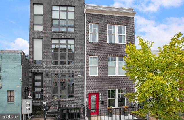 1609 Levis Street NE, WASHINGTON, DC 20002 (#DCDC2014954) :: The MD Home Team