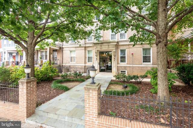 219 T Street NE #404, WASHINGTON, DC 20002 (#DCDC2014962) :: The Maryland Group of Long & Foster Real Estate