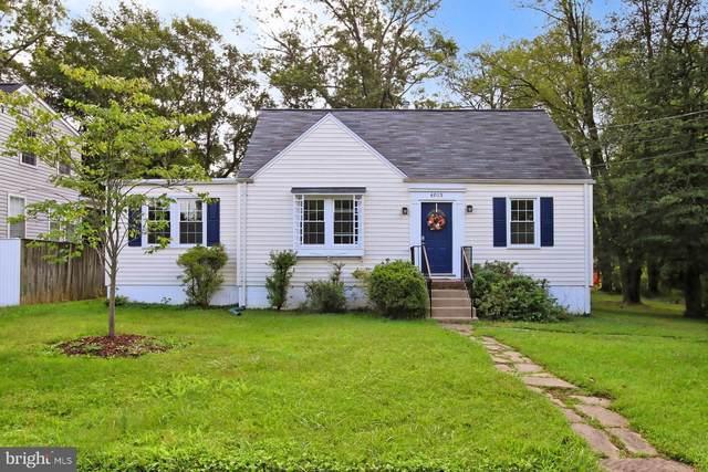 4013 Poplar Street, FAIRFAX, VA 22030 (#VAFC2000534) :: AG Residential