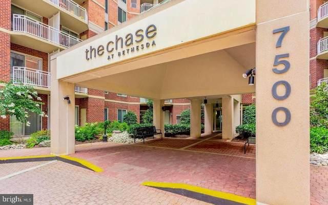 7500 Woodmont Avenue S1001, BETHESDA, MD 20814 (#MDMC2017386) :: Ultimate Selling Team