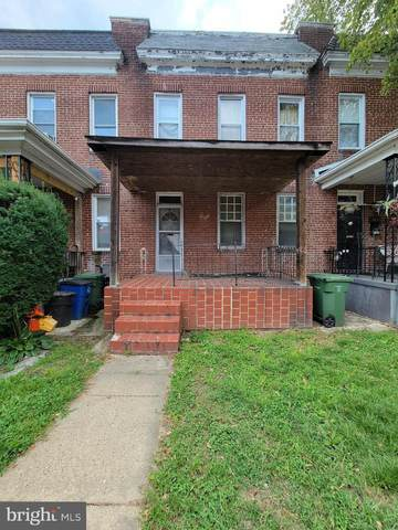 3706 Overview Road, BALTIMORE, MD 21215 (#MDBA2013560) :: Shawn Little Team of Garceau Realty