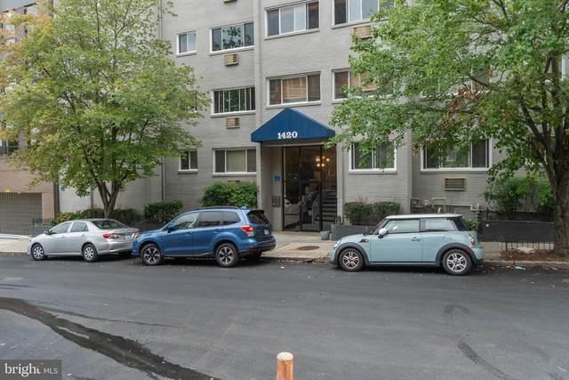 1420 Clifton Street NW #409, WASHINGTON, DC 20009 (#DCDC2014984) :: CENTURY 21 Core Partners