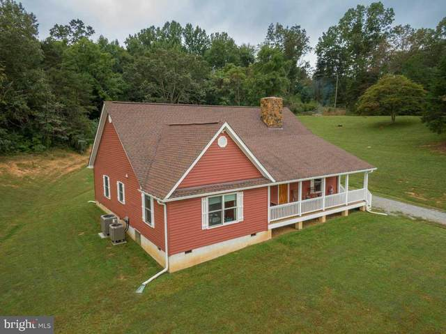 129 Abells Holler Log, REVA, VA 22735 (#VAMA2000168) :: Boyle & Kahoe Real Estate