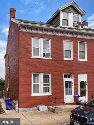 126 E Antietam Street, HAGERSTOWN, MD 21740 (#MDWA2002466) :: The Maryland Group of Long & Foster Real Estate