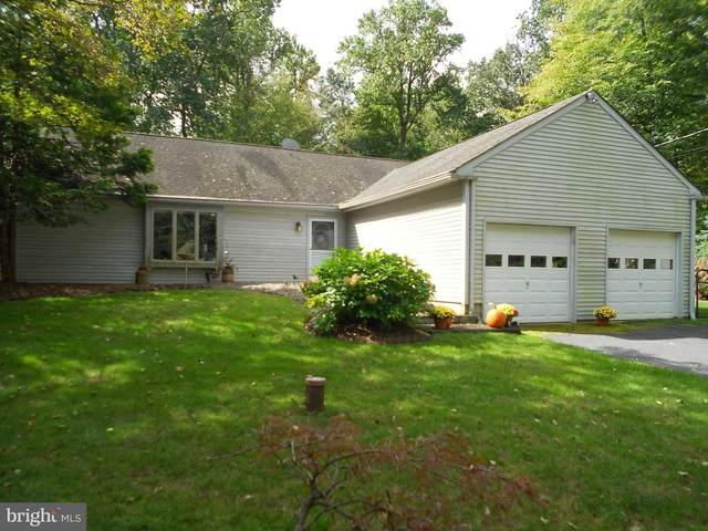 2910 Hill Road, SELLERSVILLE, PA 18960 (#PABU2008696) :: The Casner Group