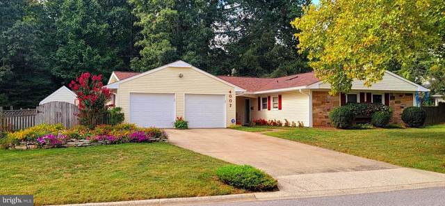 4002 Woodhaven Lane, BOWIE, MD 20715 (#MDPG2013076) :: The Sky Group