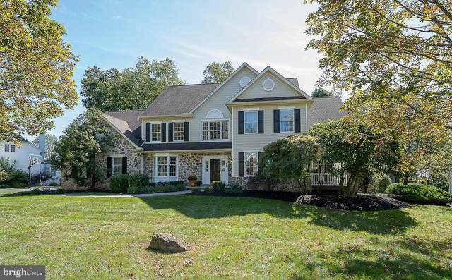 1717 Clock Tower Drive, WEST CHESTER, PA 19380 (#PACT2008182) :: RE/MAX Main Line