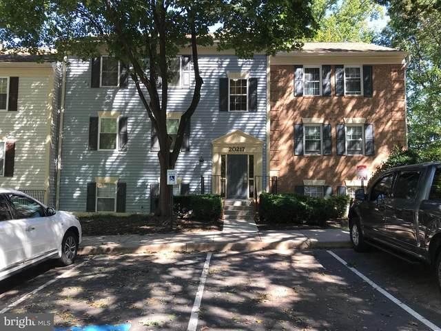 20217 Shipley Terrace 2-B-201, GERMANTOWN, MD 20874 (#MDMC2017462) :: Dart Homes