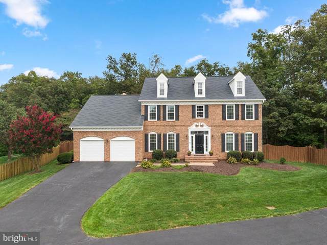 13615 White Stone Court, CLIFTON, VA 20124 (#VAFX2023766) :: The Maryland Group of Long & Foster Real Estate