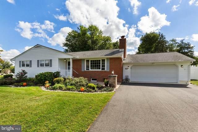 4 Fairview Road, ROBBINSVILLE, NJ 08691 (#NJME2005424) :: Rowack Real Estate Team