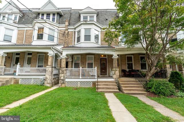 513-1/2 W James Street, LANCASTER, PA 17603 (#PALA2005838) :: TeamPete Realty Services, Inc
