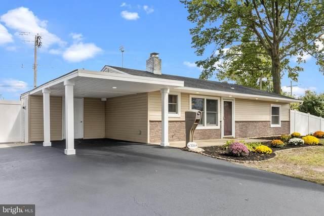 306 Blue Ridge Drive, LEVITTOWN, PA 19057 (#PABU2008724) :: The Yellow Door Team