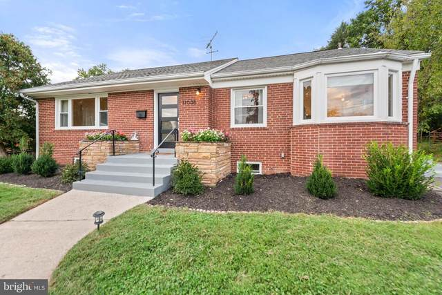 11008 Childs Street, SILVER SPRING, MD 20901 (#MDMC2017486) :: The Maryland Group of Long & Foster Real Estate