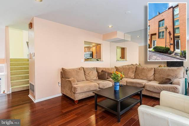 134 Welcome Alley Th1, BALTIMORE, MD 21201 (#MDBA2013598) :: Betsher and Associates Realtors