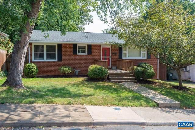 108 N Baker St, CHARLOTTESVILLE, VA 22903 (#622424) :: Blackwell Real Estate