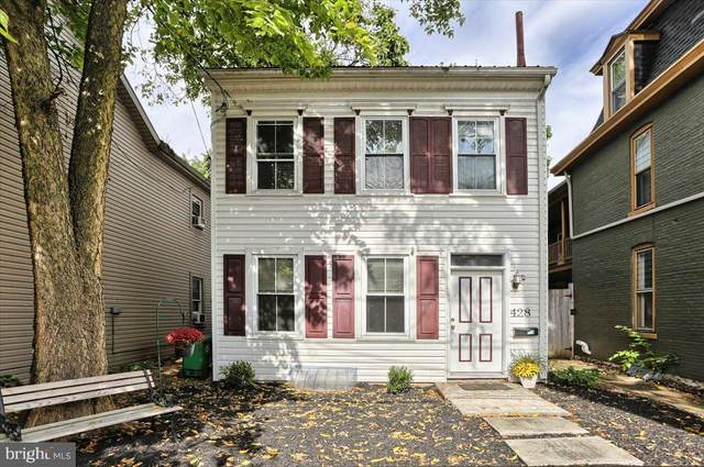 428 N Hanover Street, CARLISLE, PA 17013 (#PACB2003482) :: TeamPete Realty Services, Inc