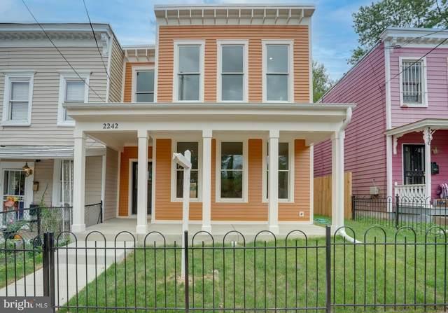 2242 Chester Street SE, WASHINGTON, DC 20020 (#DCDC2015034) :: Betsher and Associates Realtors