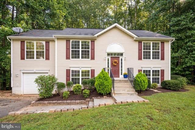 206 Cedar Ridge Drive, RUTHER GLEN, VA 22546 (#VACV2000560) :: Shamrock Realty Group, Inc