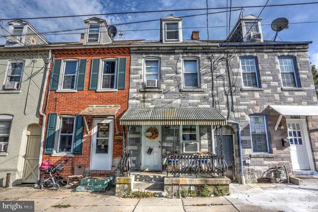 750-1/2 High Street, LANCASTER, PA 17603 (#PALA2005846) :: Liz Hamberger Real Estate Team of KW Keystone Realty