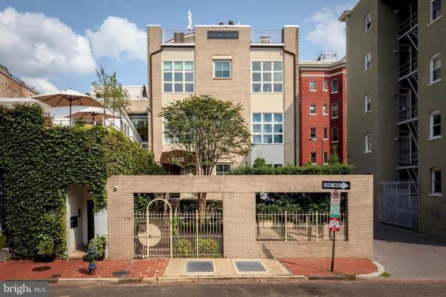 1735 Johnson Avenue NW G, WASHINGTON, DC 20009 (#DCDC2015040) :: Bruce & Tanya and Associates
