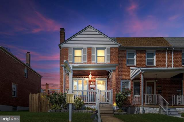 1622 Searles Road, BALTIMORE, MD 21222 (#MDBC2012148) :: ExecuHome Realty