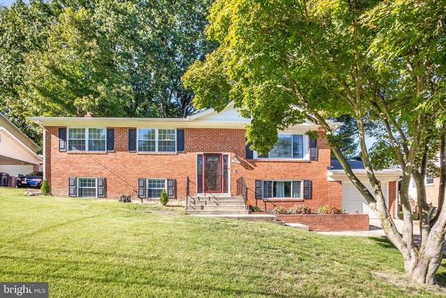 6926 Briarcliff Drive, CLINTON, MD 20735 (#MDPG2013120) :: Berkshire Hathaway HomeServices McNelis Group Properties