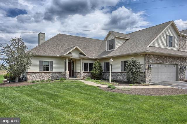 2470 Zell Court, HUMMELSTOWN, PA 17036 (#PADA2003964) :: Tom Toole Sales Group at RE/MAX Main Line