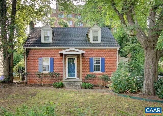 516 Valley Rd, CHARLOTTESVILLE, VA 22903 (#622430) :: Blackwell Real Estate
