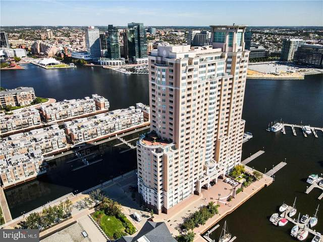100 Harborview Drive #901, BALTIMORE, MD 21230 (#MDBA2013624) :: The Putnam Group