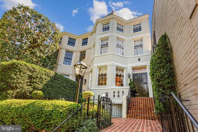 3040 O Street NW, WASHINGTON, DC 20007 (#DCDC2015052) :: The Maryland Group of Long & Foster Real Estate