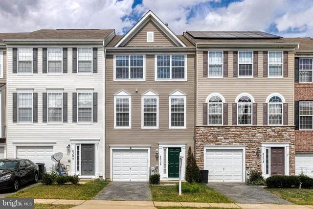 8306 Jennel Court, SEVERN, MD 21144 (#MDAA2010898) :: Berkshire Hathaway HomeServices PenFed Realty