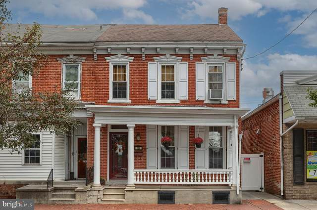 709 Lehman Street, LEBANON, PA 17046 (#PALN2001782) :: Realty ONE Group Unlimited
