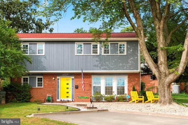 6329 Beryl Road, ALEXANDRIA, VA 22312 (#VAFX2023840) :: RE/MAX Cornerstone Realty