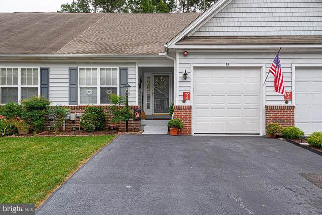 13 Carnegie Place, OCEAN PINES, MD 21811 (#MDWO2002630) :: The Maryland Group of Long & Foster Real Estate