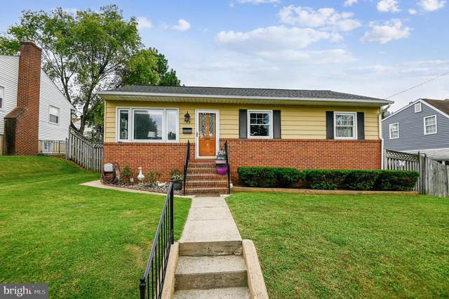 309 16TH Avenue, BALTIMORE, MD 21225 (#MDAA2010904) :: The Mike Coleman Team