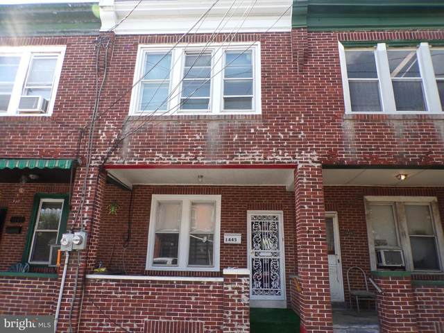 1445 S 9TH Street, CAMDEN, NJ 08104 (#NJCD2008108) :: Tom Toole Sales Group at RE/MAX Main Line