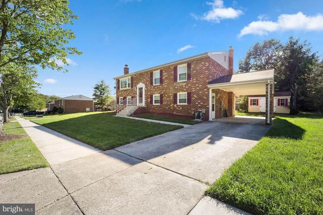 5903 E Boniwood Turn, CLINTON, MD 20735 (#MDPG2013126) :: The Sky Group