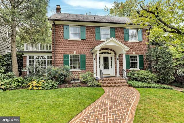 3916 Rosemary Street, CHEVY CHASE, MD 20815 (#MDMC2017522) :: Great Falls Great Homes