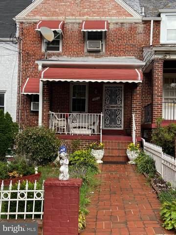 5403 2ND Street NW, WASHINGTON, DC 20011 (#DCDC2015072) :: Shamrock Realty Group, Inc