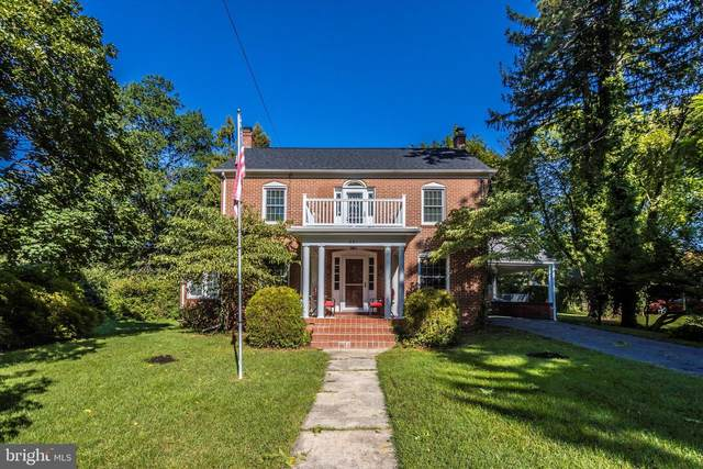 631 Wilson Place, FREDERICK, MD 21702 (#MDFR2006438) :: Charis Realty Group